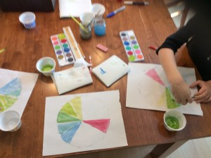 Teaching art in your homeschool - free, online resources!