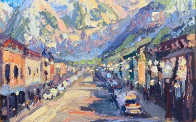 Adding Depth and Perspective To Your Plein Air Paintings