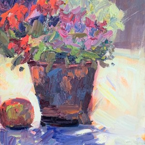 Terry Ouimet still life painting
