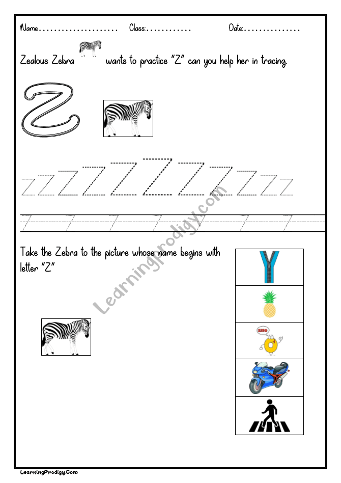 English Alphabets Tracing For With Pictures For Nursery Kids Preschoolers  (uppercase) LearningProdigy English, English Alphabets Tracing, English-N  |