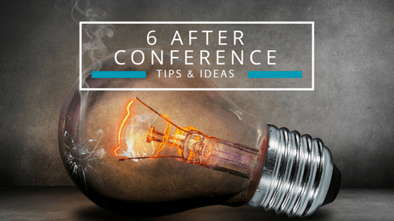 light bulb 6 After Conference