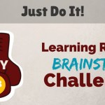 30 Day Brainstorm Challenge – Day 28: Just Do It!