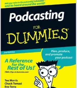 podcasting-for-dummies