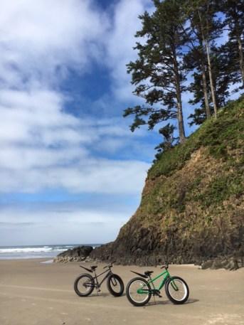 Cannon Beach Bike Ride!