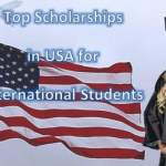 top Scholarships For International Students in USA