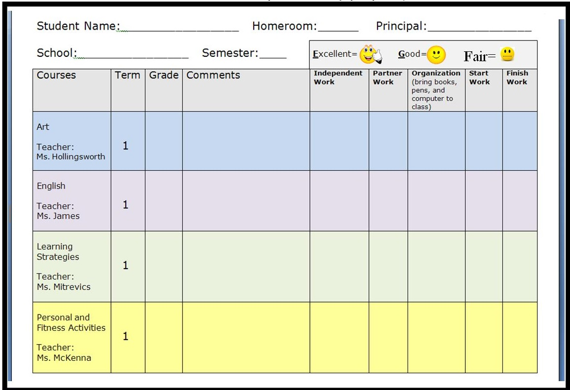 Quantitative Progress Reports Linked To Iep Expectations Meaningful Feedback For Students With