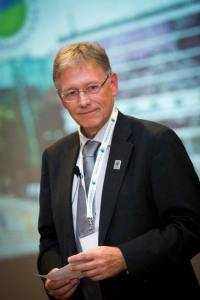 Magnus Persson - Founder and former president of the LTN - working towards education for sustainable development