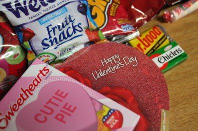 Valentine's Day Care Package