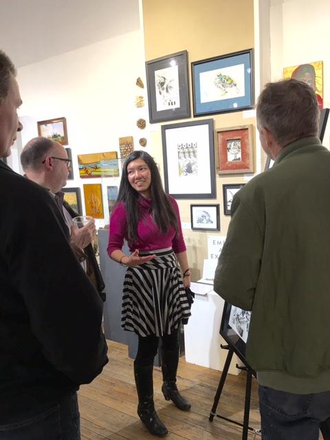 Jenie Gao at Lanesboro Arts