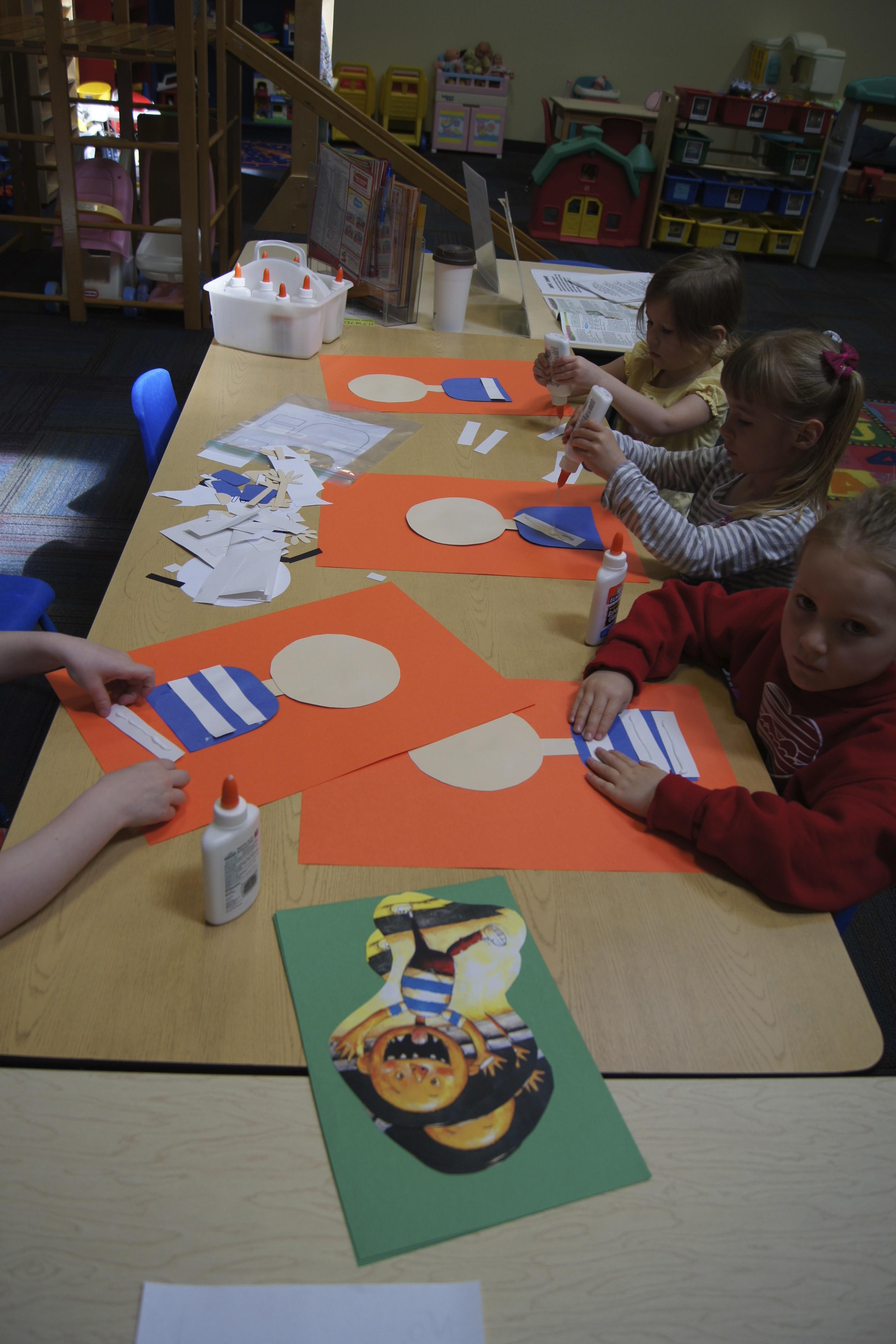 Preschool Author Study David Shannon