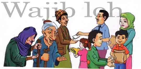 Pengertian Zakat Fitrah, Hukum, Syarat, Rukun & Ketentuan
