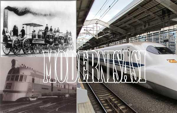 Pengertian Modernisasi dan Globalisasi serta Hubungannya dan Syarat