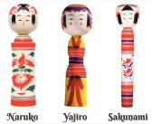 Kokeshi: Traditional Japanese Wooden Dolls