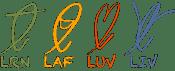 LRN LAF LUV LIV