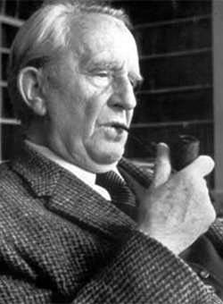J.R.R. Tolkien - Hobbit Author