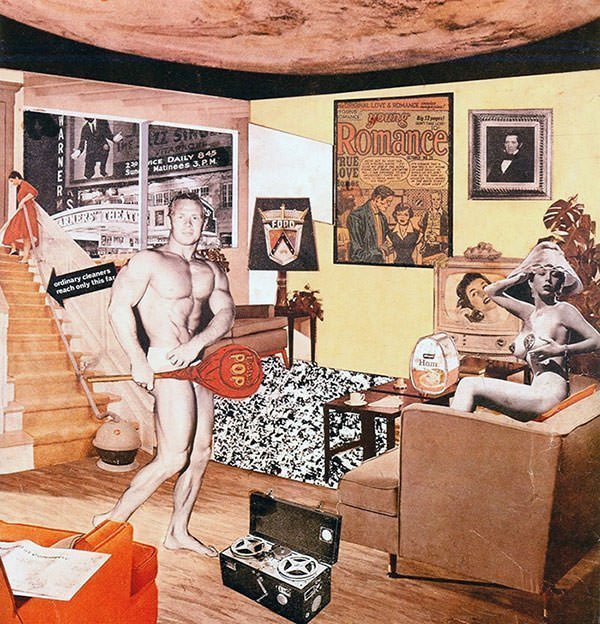 Just what is it that makes today's homes so different, so appealing by Richard Hamilton