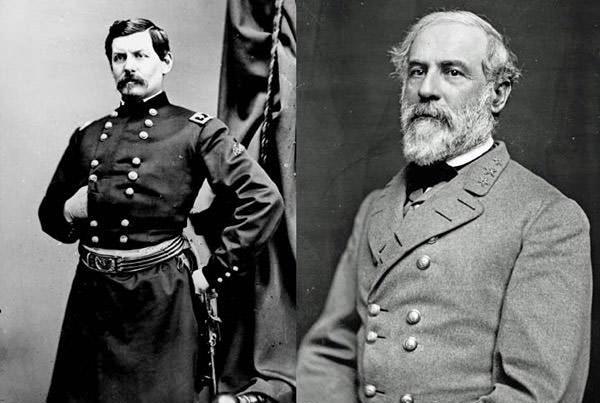 McClellan and Lee