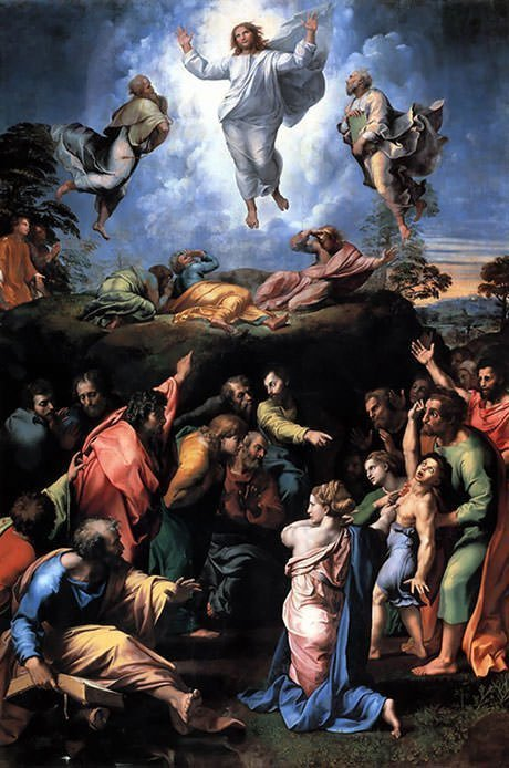 Transfiguration (1520) - Raphael