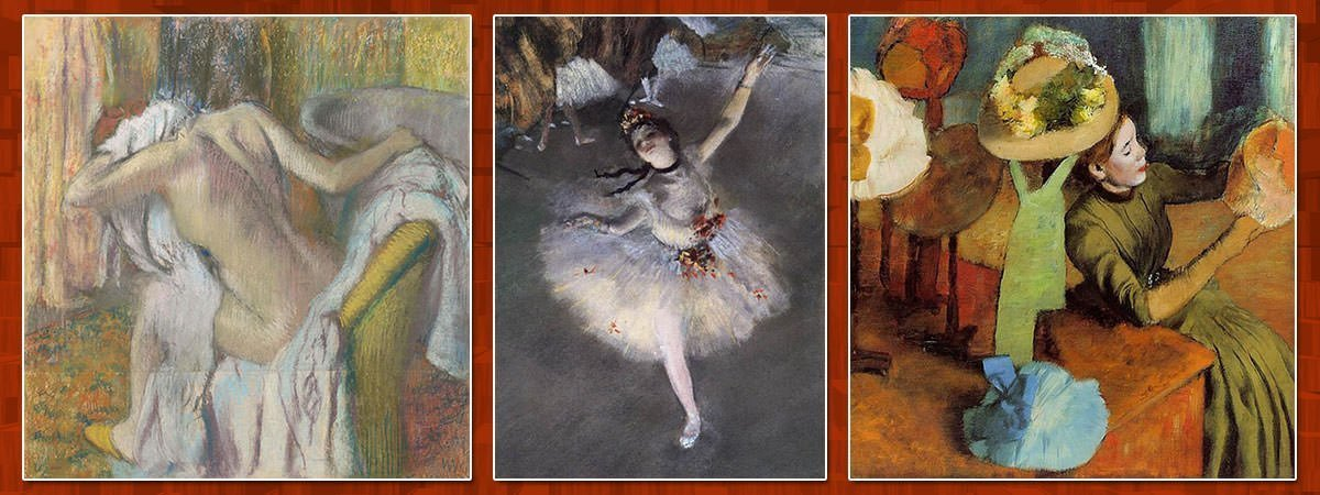 10 Most Famous Paintings By Edgar Degas Learnodo Newtonic
