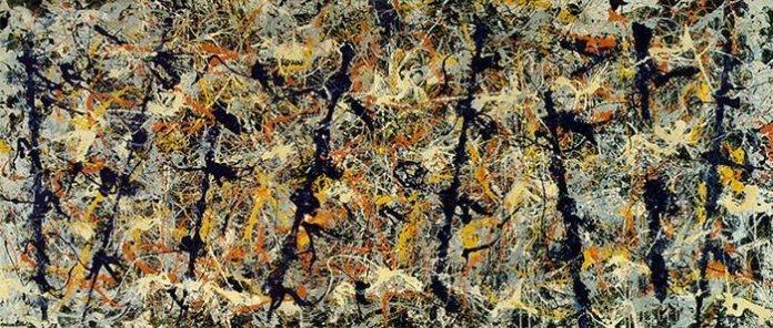 Blue Poles, 1952 - Jackson Pollock