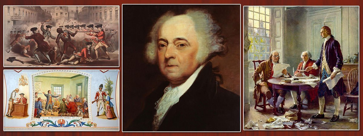 John Adams Accomplishments Featured