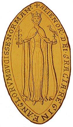 Eleanor of Aquitaine seal