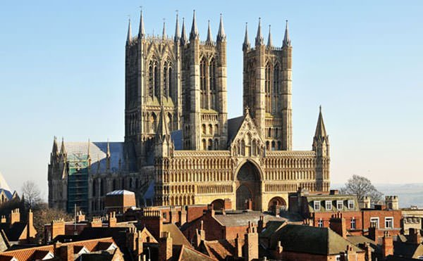 Lincoln Cathedral in London