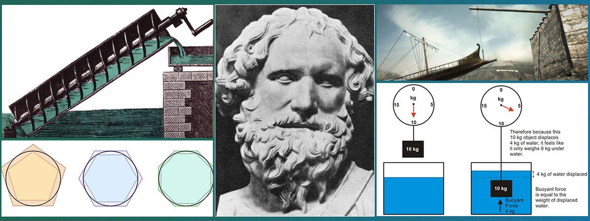 10 Major Achievements of Archimedes of Syracuse