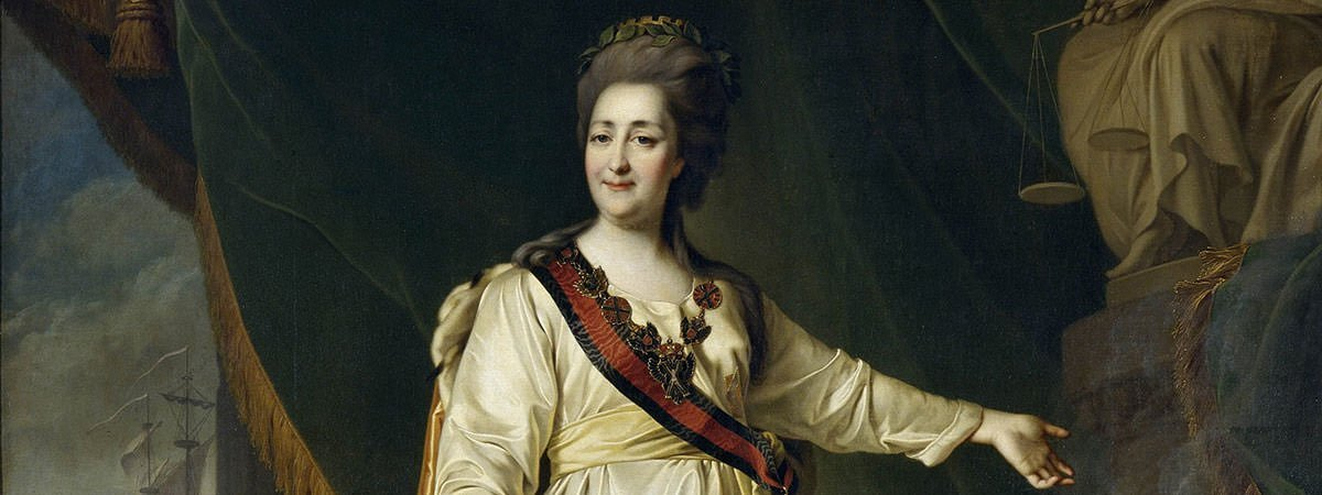 Catherine The Great Facts Featured