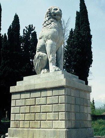 The Lion of Chaeronea