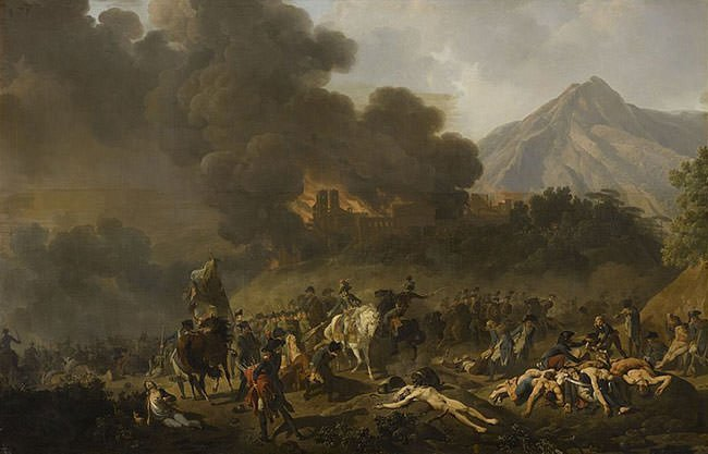 Bonaparte during the Italian Campaign