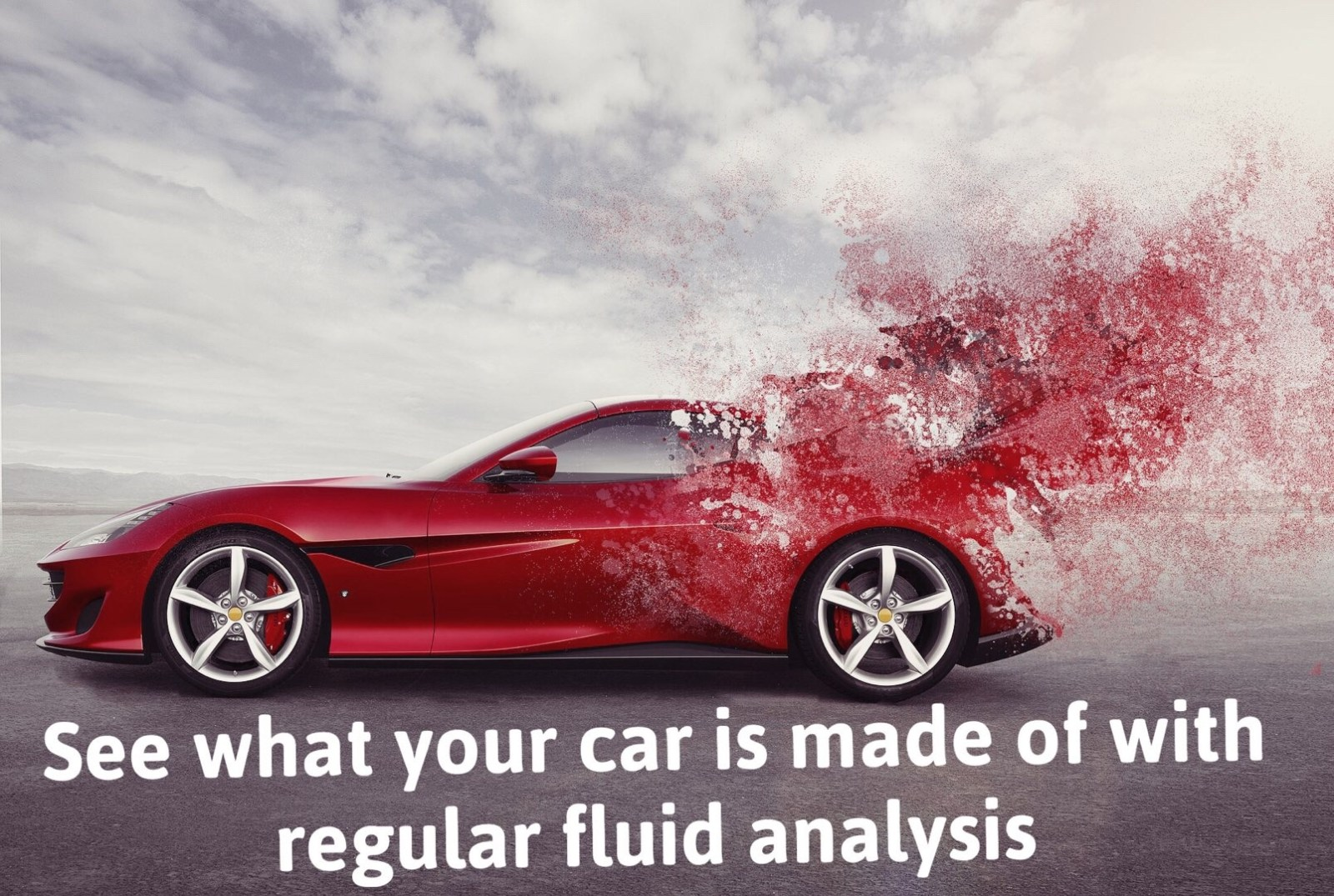 Why you should be sampling your car oil, fuel and coolant?