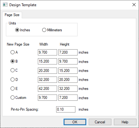 OrCAD Capture 17.2 Design Template from New Page Creation Customize Option