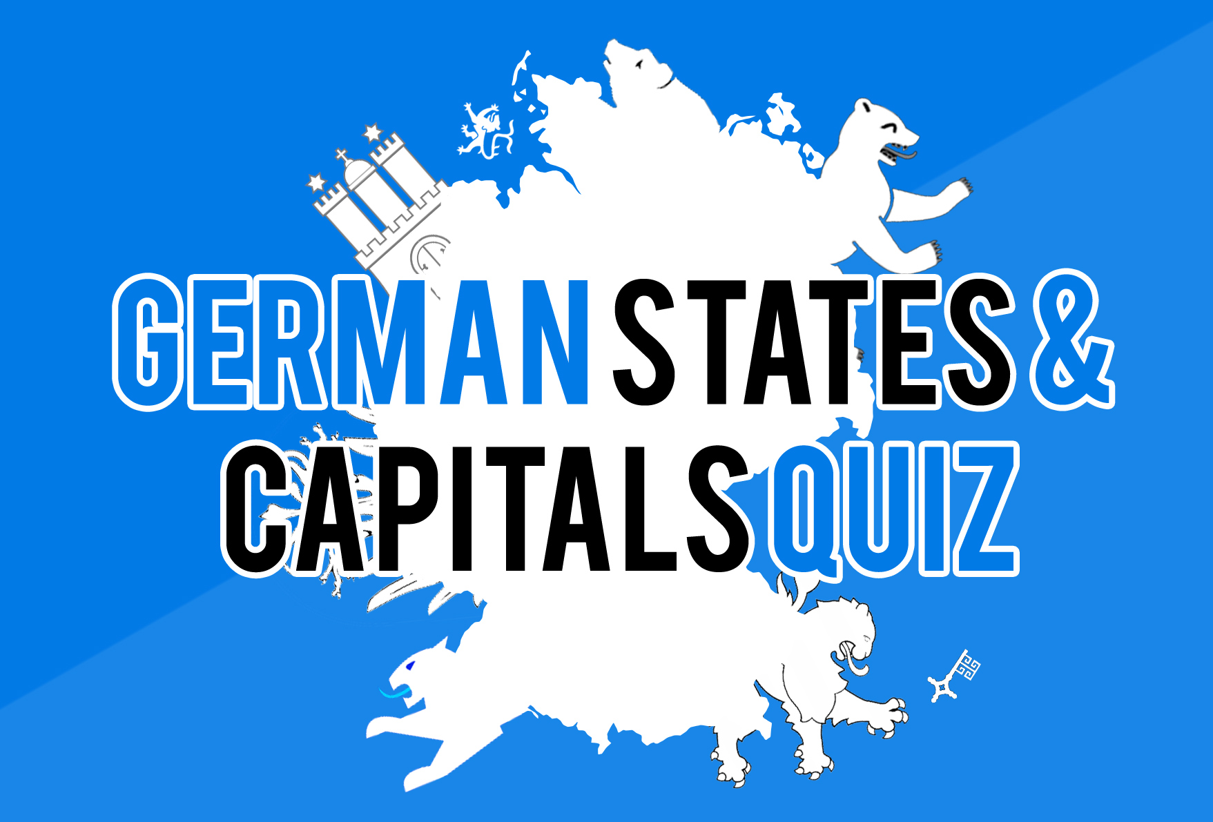 Quiz On German States Amp Capitals