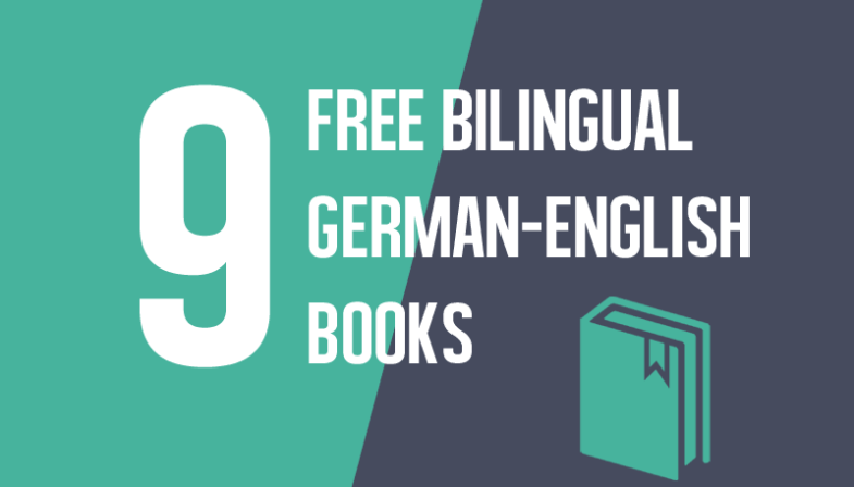 Free German Children's Books For Language Learners Young and Old