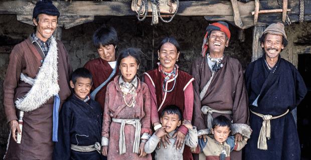 Nepalese-polyandry