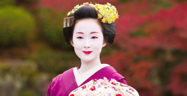 Japanese-geisha
