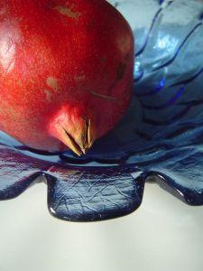 Spanish pomegrante fruit