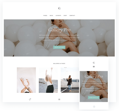 These modern blog designs for bloggers are responsive WordPress themes. Making them mobile friendly and absolutely stunning! Browse the best one's now and watch your traffic skyrocket!