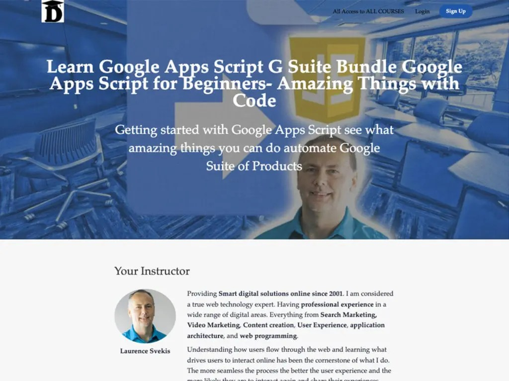 automating g suite