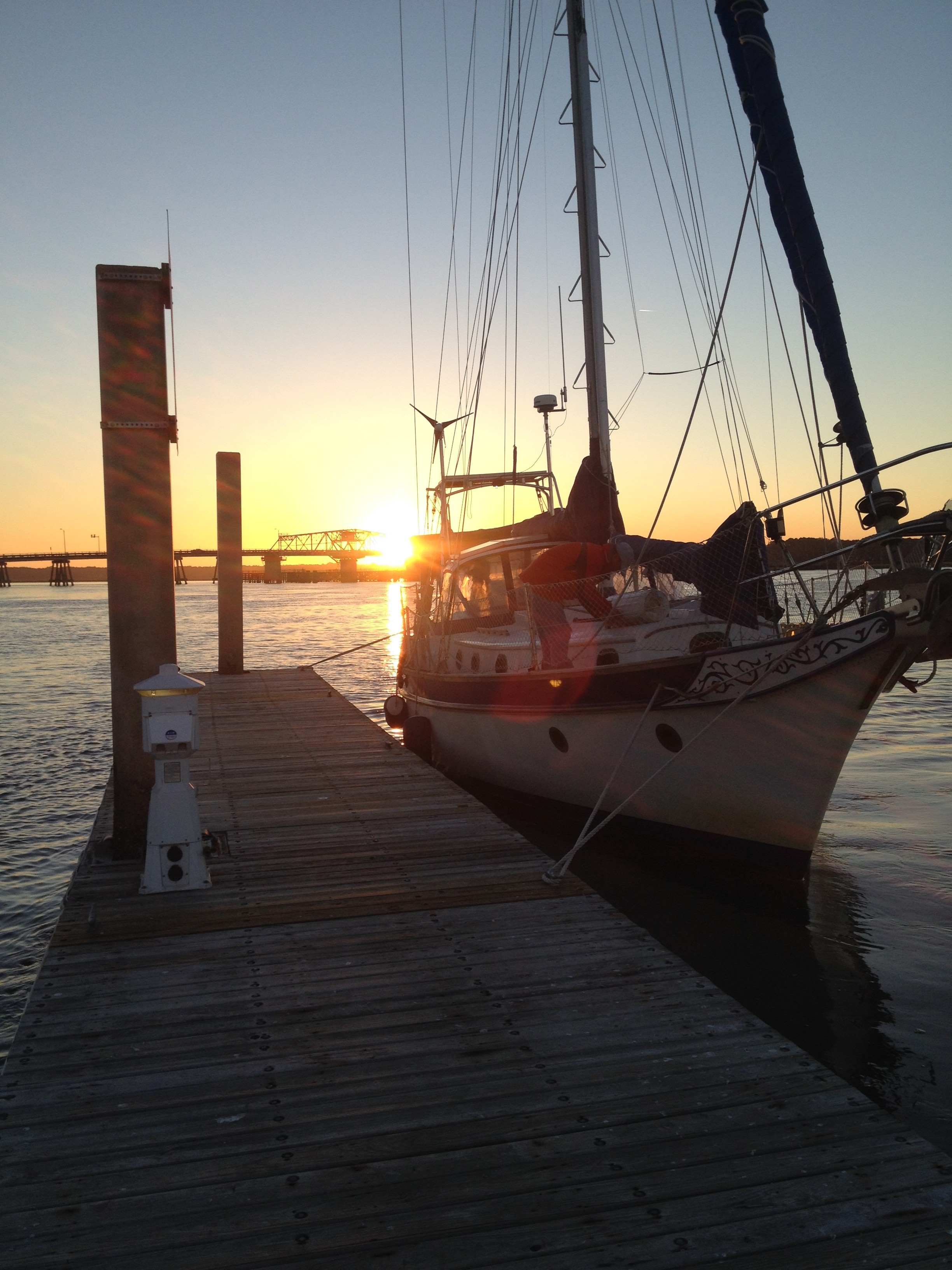 Beaufort, SC Sunrise