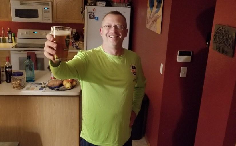 Winner winner ….Kalik beer fishing shirt….(I'm a terrible poet)