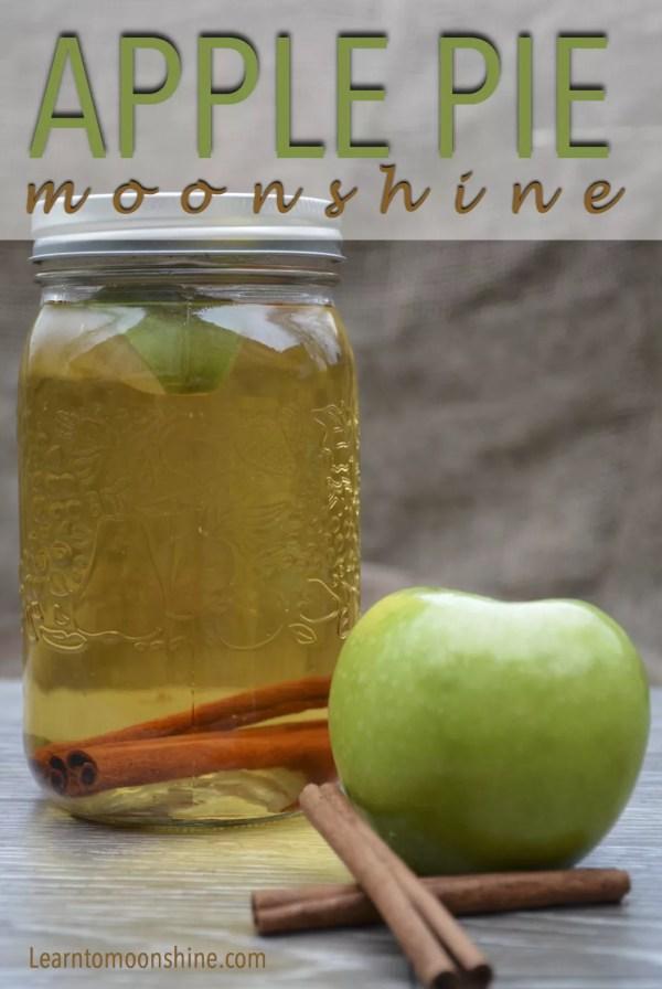 Homemade Apple Pie Moonshine Recipe Learn to Moonshine