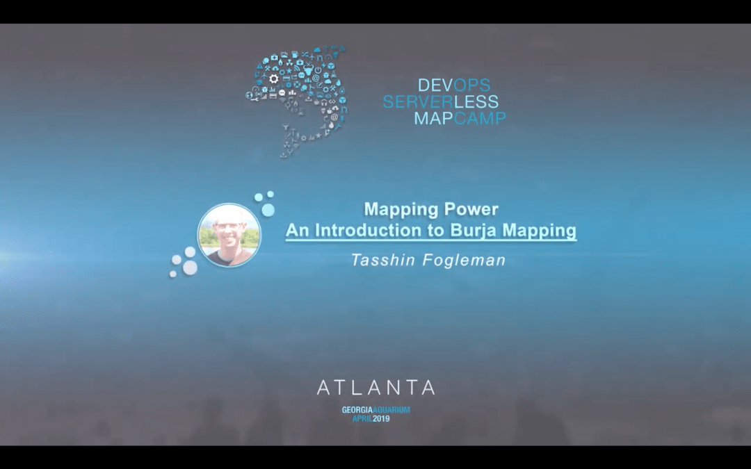 Mapping Power: An Introduction to Burja Mapping