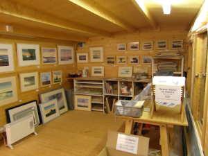 Stephen Martyn Open Studio