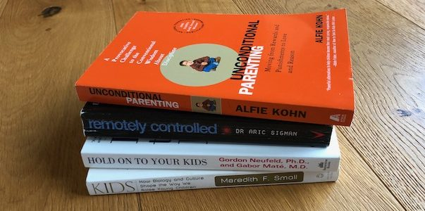 Books about parenting