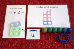 Slide and Count – Adding Strategy