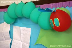 A very hungry caterpillar!