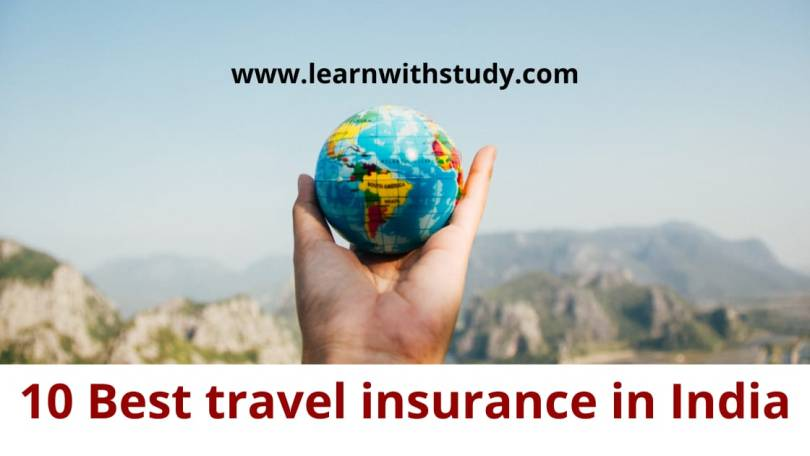 Best Travel Insurance in India