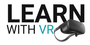 Learn With VR Homepage Logo